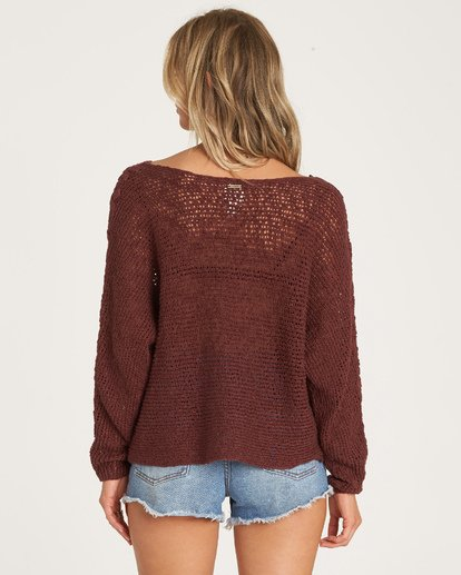 2 Chill Out Sweater Purple JV01VBCH Billabong