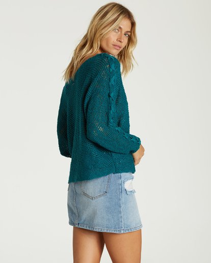 2 Chill Out Sweater Blue JV01VBCH Billabong