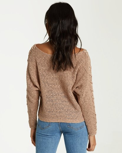 2 Chill Out Sweater White JV01VBCH Billabong