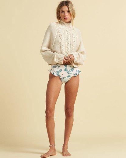 4 Salty Blonde Salty Days Sweater White JV053BSA Billabong