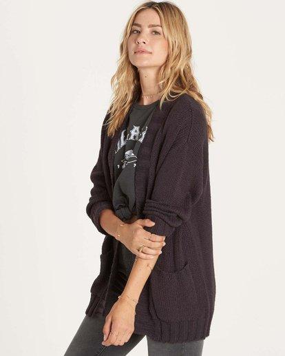 1 Luna Day Cardi Sweater  JV05LLUN Billabong