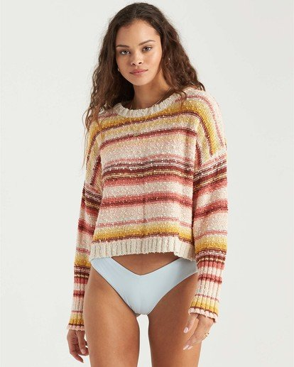 0 Easy Going Sweater Grey JV05TBEA Billabong