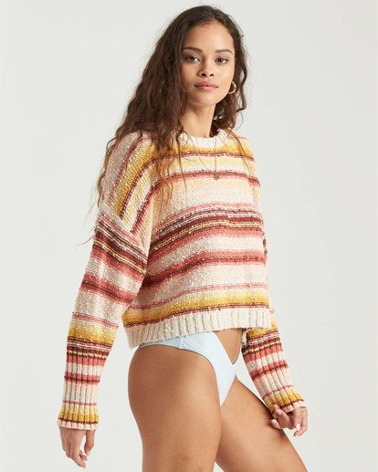 1 Easy Going Sweater Grey JV05TBEA Billabong