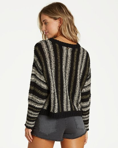 2 Easy Going Sweater Black JV05TBEA Billabong