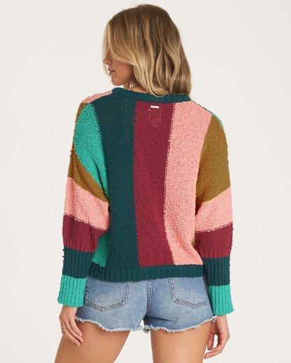 1 Easy Going Sweater Green JV05TBEA Billabong