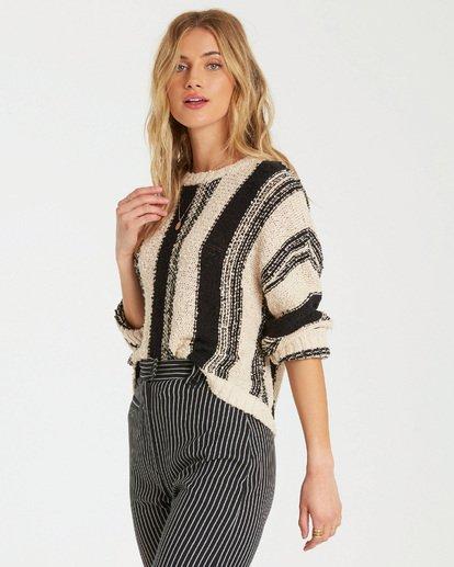 3 Easy Going Sweater Beige JV05TBEA Billabong