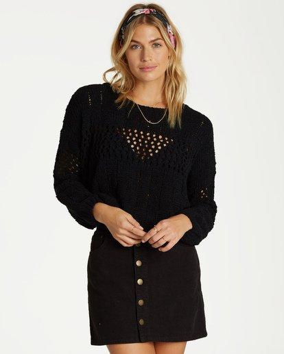 0 On The Horizon Sweater Black JV05VBON Billabong