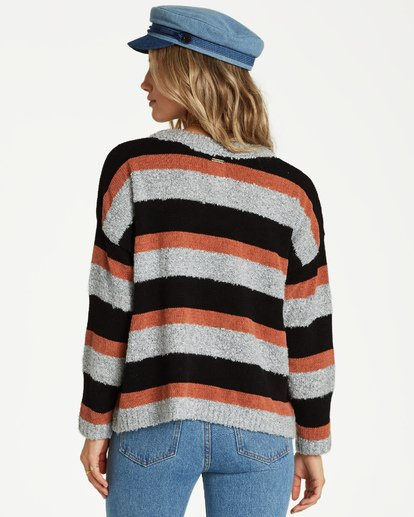 2 Bold Moves Sweater Blue JV06VBBO Billabong