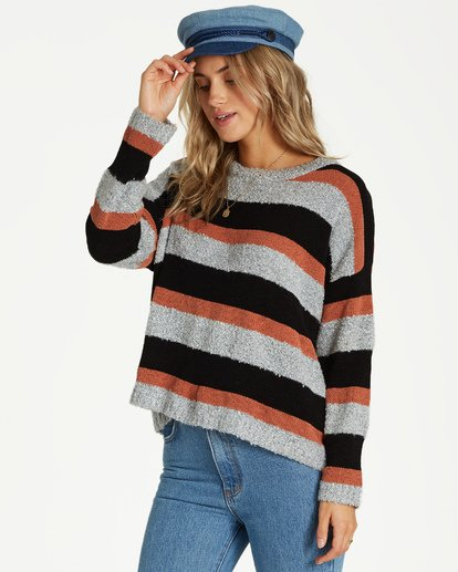 1 Bold Moves Sweater Blue JV06VBBO Billabong