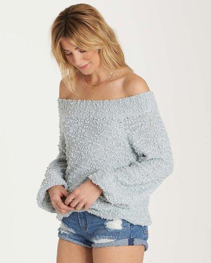 1 Furget Me Not Sweater  JV07MFUR Billabong