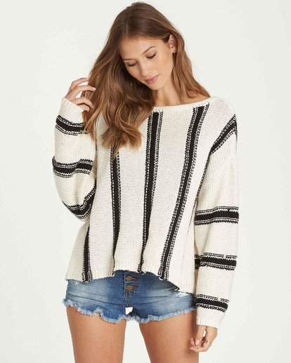 1 Calm Seas Sweater  JV07QBCA Billabong