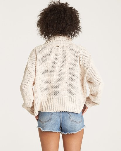 2 Cherry Moon Sweater Beige JV11WBCH Billabong