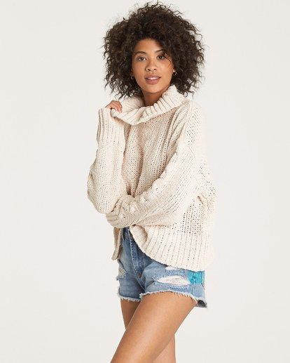 1 Cherry Moon Sweater Beige JV11WBCH Billabong