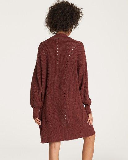 2 Mellow Nights Sweater Purple JV13WBME Billabong