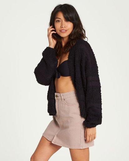 1 Just Fur You Sweater  JV14MJUS Billabong