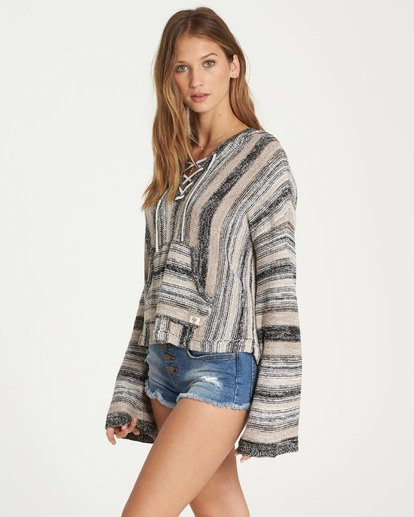 1 Baja Beach Hooded Sweater  JV14QBBA Billabong