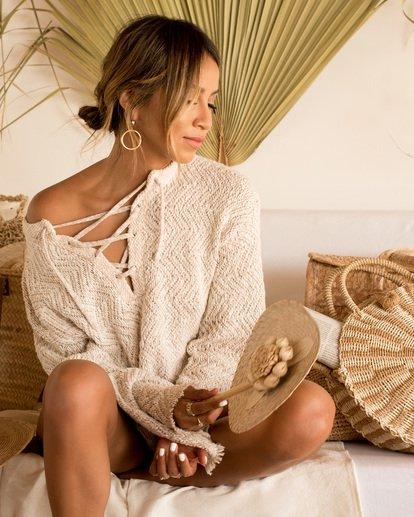 1 Sincerely Jules Palms For Daze Sweater  JV14TBPA Billabong