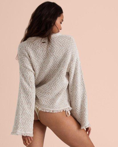 4 Sincerely Jules Palms For Daze Sweater  JV14TBPA Billabong