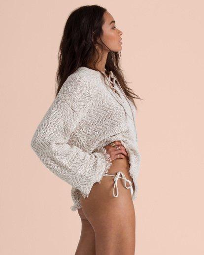 3 Sincerely Jules Palms For Daze Sweater  JV14TBPA Billabong