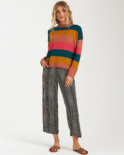 4 Bold Moves Sweater Grey JV14VBBO Billabong