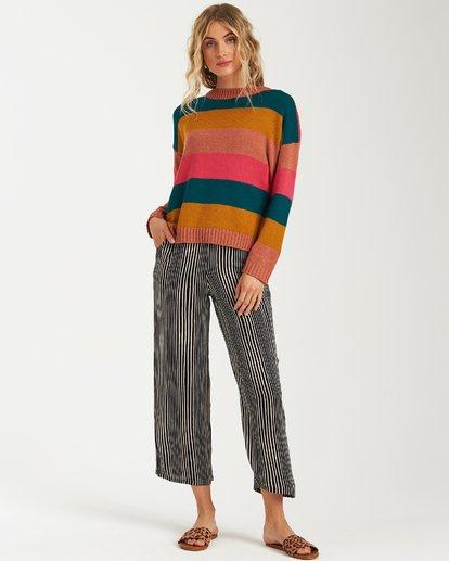 4 Bold Moves Sweater Black JV14VBBO Billabong