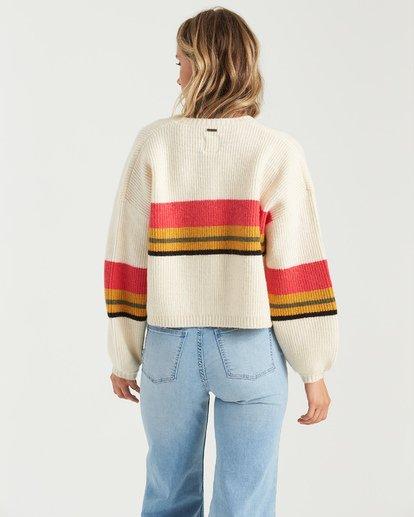2 Take Me There Sweater White JV163BTA Billabong
