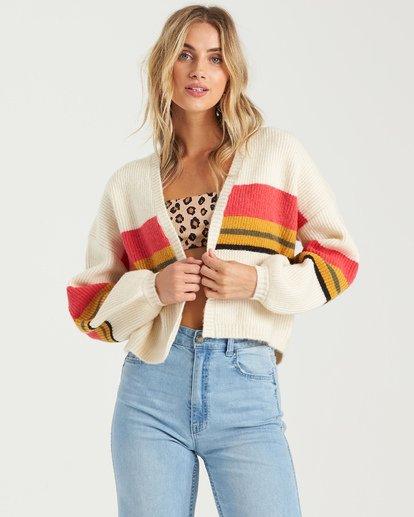 1 Take Me There Sweater White JV163BTA Billabong
