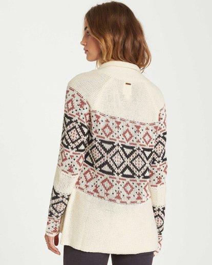 2 In Stitches Cardigan Sweater  JV16QBIN Billabong