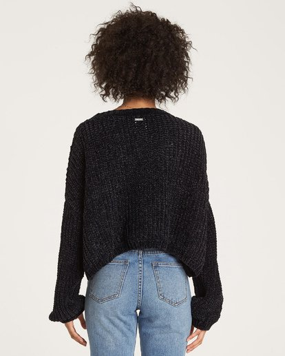 2 Cosmic Dream Sweater Black JV16WBCO Billabong