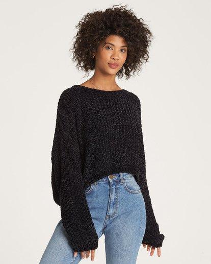 0 Cosmic Dream Sweater Black JV16WBCO Billabong