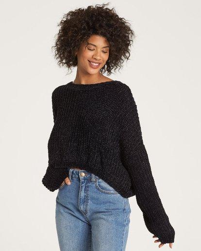 1 Cosmic Dream Sweater Black JV16WBCO Billabong