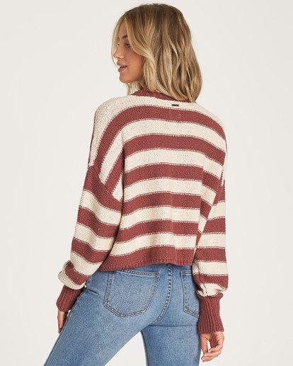 2 Til Sunset Sweater Purple JV17WBTI Billabong
