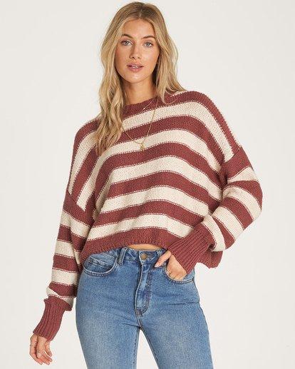 0 Til Sunset Sweater Purple JV17WBTI Billabong