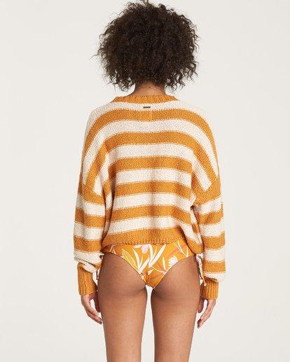 3 Til Sunset Sweater Orange JV17WBTI Billabong