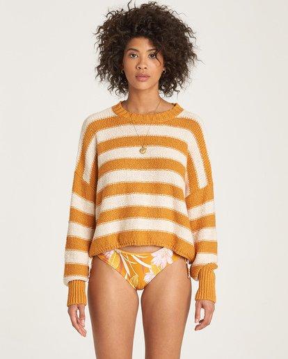 1 Til Sunset Sweater Orange JV17WBTI Billabong