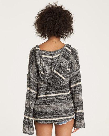 2 Baja Beach Sweater Black JV18WBBA Billabong