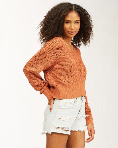 1 Feel The Breeze Sweater Multicolor JV193BFE Billabong