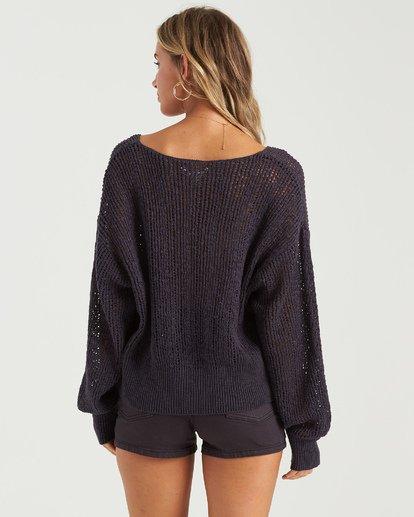 2 Feel The Breeze Sweater Blue JV193BFE Billabong