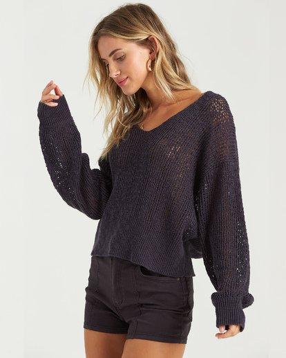 1 Feel The Breeze Sweater Blue JV193BFE Billabong