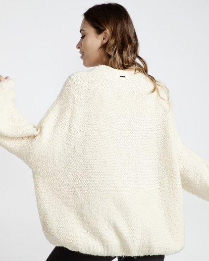 1 Sweet Love Sweater White JV30VBSW Billabong