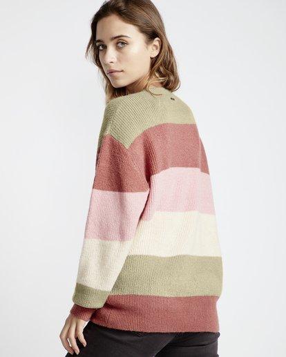 3 Night Out Sweater Pink JV31VBST Billabong