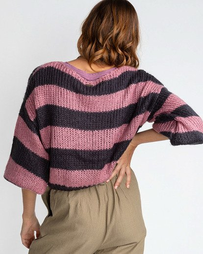1 Soft Wind Sweater Purple JV613BSO Billabong