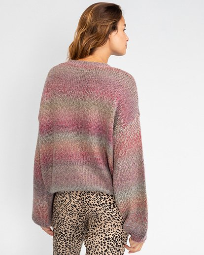 1 Day Dream Sweater Grey JV633BDA Billabong