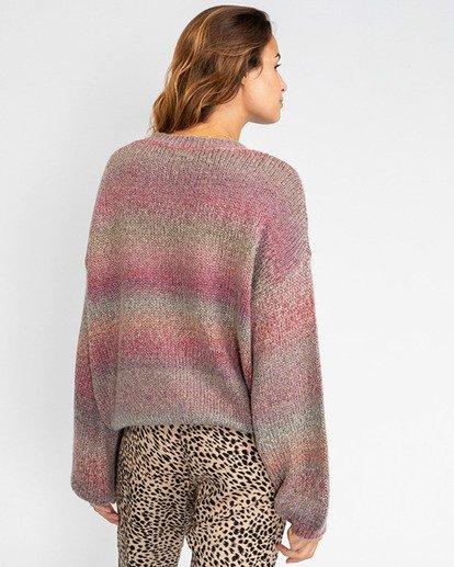 5 Day Dream Sweater Grey JV633BDA Billabong