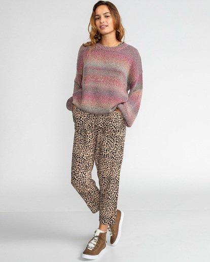 6 Day Dream Sweater Grey JV633BDA Billabong