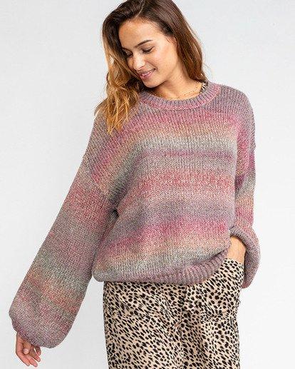 4 Day Dream Sweater Grey JV633BDA Billabong