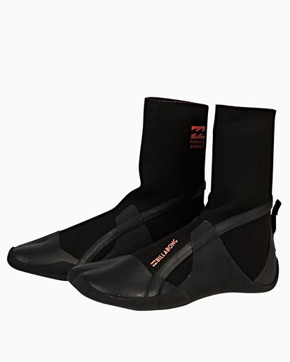 0 5mm Synergy Split Toe Boot Black JWBOVBS5 Billabong
