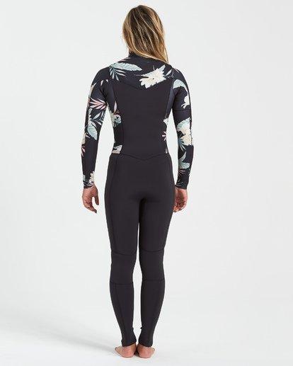 2 3/2 Salty Dayz Wetsuit Black JWFU3BS3 Billabong