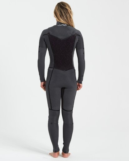 5 3/2 Salty Dayz Wetsuit Black JWFU3BS3 Billabong
