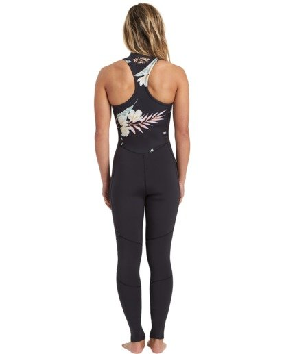6 2mm Salty Jane Sleeveless Wetsuit White JWFU3BSJ Billabong